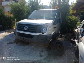 VW CRAFTER 4X4 CKU 2.000  13.000 KM