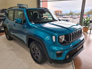 Jeep Renegade 1.6 LONGITUDE DDCT A/T 120PS