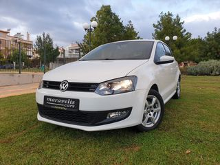 Volkswagen Polo 1200TSI 100HP. AUTOMATIC