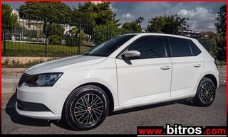 Skoda Fabia  🇬🇷 1.4 TDI 90HP ACTIVE+BOOK