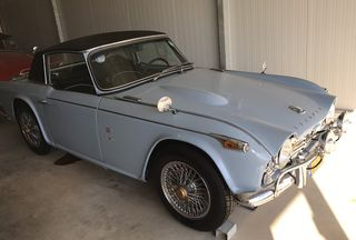Triumph TR4 GRAND TOURING GT