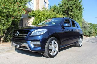 Mercedes-Benz ML 250 d 4MATIC PANORAMA LOOK AMG