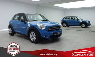 Mini Countryman 1.6D COOPER 3ΠΛΗ-ΕΓΓΥΗΣΗ EURO6