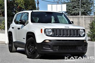Jeep Renegade 1.6 120Hp  SPORT AUTOMATIC