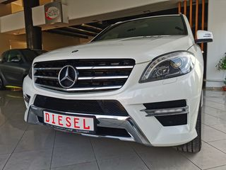 Mercedes-Benz ML 350 ΒLUETEC 4MATIC AMG LINE