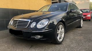 Mercedes-Benz E 200 FACE LIFT-184PS-ΟΡΟΦΗ-AVANGARD