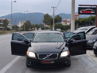 Volvo S80 AUTOMATIC-LPG-ΔΕΡΜΑ-ΕΥΚΑΙΡΙΑ