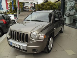 Jeep Compass 2.4 LIMITED AUTOMATIC ΥΓΡΑΕΡΙΟ