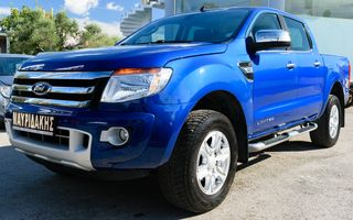 Ford Ranger LIMITED 3.2 2CAB 6SPEED 4X4