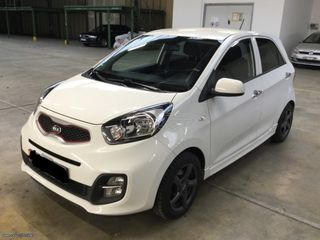 Kia Picanto DREAM TEAM EDITION 85HP