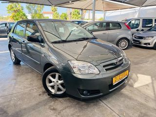 Toyota Corolla ◆1.4 D4D◆Compact Sol◆ΑΥΤΟΜΑΤΟ
