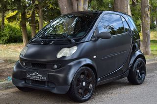 Smart ForTwo BRABUS 101HP ENGINE