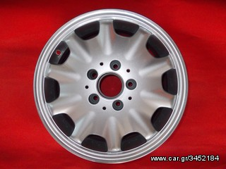Mercedes original 15'' Biliris wheels
