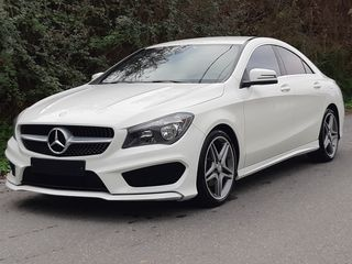 Mercedes-Benz CLA 200 2.1cc 136PS - AMG