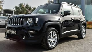 Jeep Renegade PLUG-IN HYBRID - ΔΕΣΜΕΥΤΗΚΕ