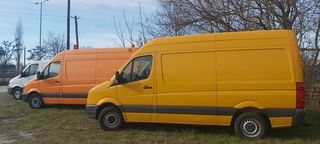 Volkswagen Crafter CRAFTER 2,0 TDI EURO5 CLIMA