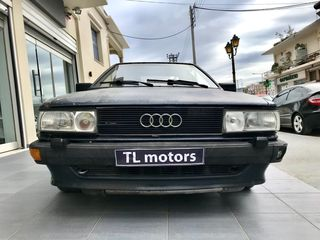 Audi Coupe GT TURBO 180hp