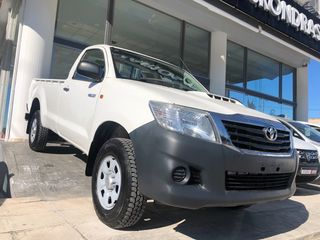 Toyota Hilux 🇬🇷SINGLE CAB🇬🇷BOOK SERVICE
