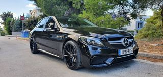 Mercedes-Benz C 180 LOOK AMG 63 FULL EXTRA