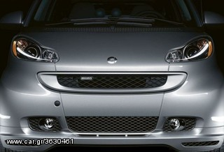 SMART BRABUS 451 NEW ORIGINAL FRONT SPOILER