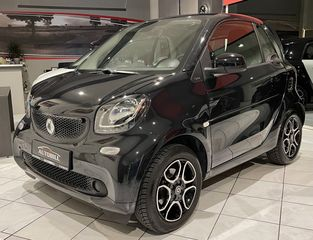 Smart ForTwo PASSION CLIMA PANORAMA BLACK