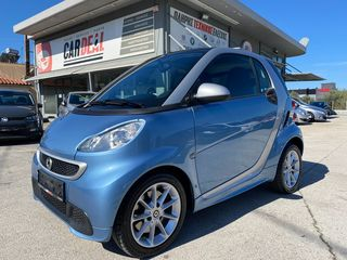 Smart ForTwo 1.0 MHD 71HP ΥΔΡ.ΤΙΜΟΝΙ,ΝΑVI