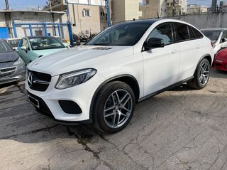 Mercedes-Benz GLE 350 AMG COUPE 3.0 258PS