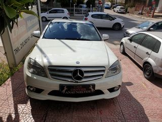 Mercedes-Benz C 200 AMG sport look