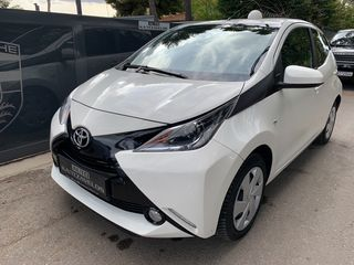 Toyota Aygo X-PLAY TOUCH AUTOKANTZAVELOS