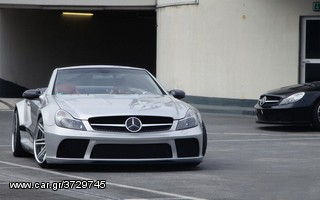 ELITE SERIES No1 BODY KIT ΓΙΑ MERCEDES SL R230 FACELIFT (AΠΟ 04/2008)!