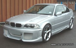Bmw series 3 E46 drago body kit