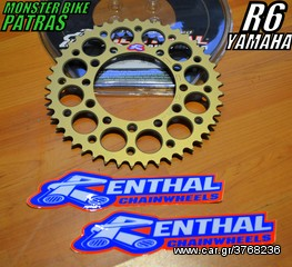 RENTHAL REAR SPROCKET YAMAHA R6