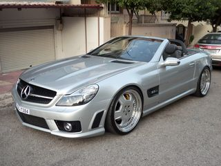 Mercedes-Benz SL 500  FULL LOOK,63 AMG 2010