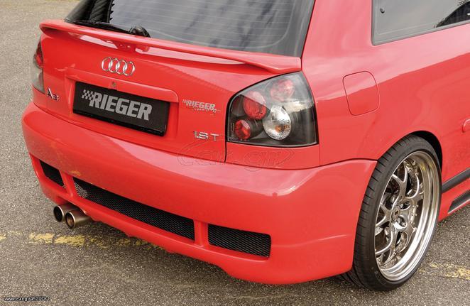 πισω προφυλακτηρασ Rieger Audi A3 8l Look S3 402 Eur Cargr