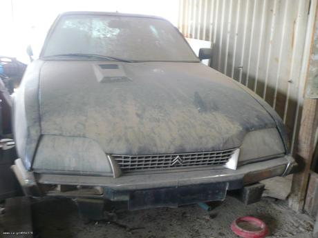 Citroen CX CX 25 PALLAS IE GTI '85 - € 4.000 EUR (Συζητήσιμη)