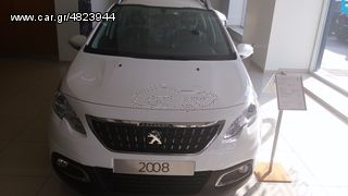 Peugeot 2008 ACTIVE 1.5 BLUEHDI 100 HP