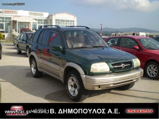Suzuki Grand Vitara EXCLUSIVE 2.0 16v