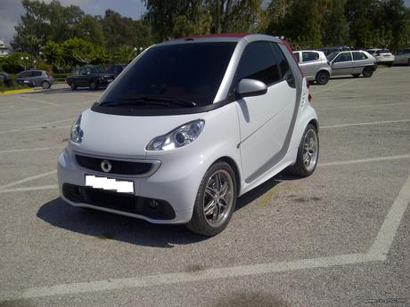 Smart ForTwo TURBO 84 HP PASSION  '13 - € 15.000 EUR