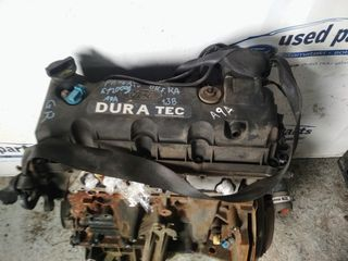 A9A 1,3 Duratec SFI 8v 70ps Ford Κα 2002-2008