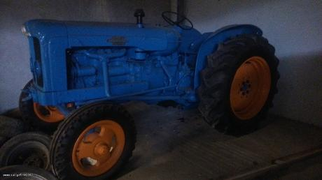 Ford  FORDSON MAJOR 55PS '58 - € 1 EUR