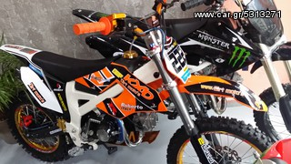 Dirt Motos  KXD 125cc SPIIΙ