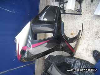 Gsx650F Fairing plaina 2009-2010