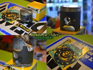 PROX PISTON KIT+GASKETS CR-250cc 97-01