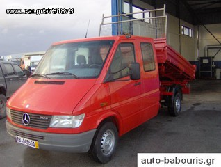 Mercedes-Benz  312D  SPRINTER