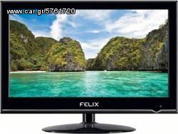 Felix TV LED 16'' FXV-1514 12VOLT EAUTOSHOP.GR πληρωμη και ...