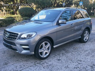 Mercedes-Benz ML 350 EURO 6 AMG SPORTS PACKAGE