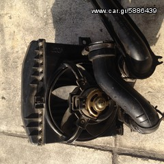SMART 600cc - 700cc INTERCOOLER