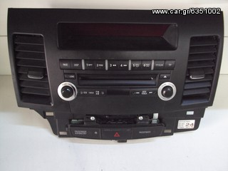 RADIO CD MITSUBISHI LANCER (2008) - Kiparissis The King of Parts