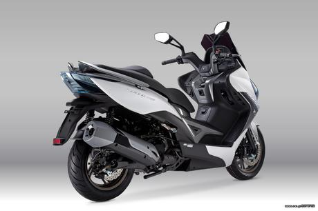 Kymco Xciting 400 ABS '16 - € 6.053 EUR
