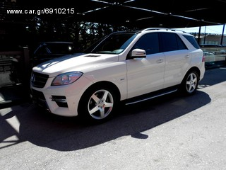 Mercedes-Benz ML 250 AMG-AIRMATIC-PANORAMA